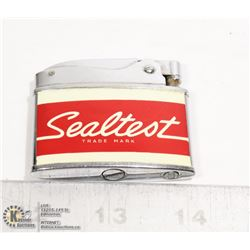 SEALTEST COLLECTIBLE LIGHTER