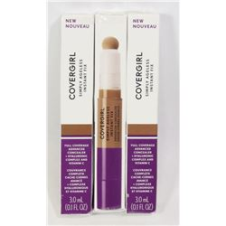 THREE COVERGIRL SIMPLY AGELESS INSTANT FIX