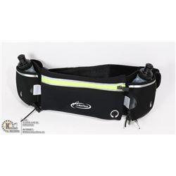 HI VIS RUNNERS BELT/ WATER BOTTLE HOLDER