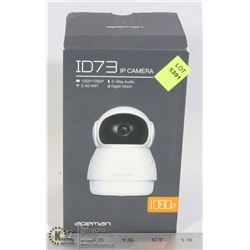 APEMAN 1080P IP CAMERA WITH NIGHT VISION AND