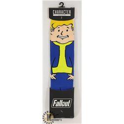 NEW FALLOUT VAULT TEC VAULT BOY ADULT SOCKS