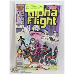 ALPHA FLIGHT # 33 KEY ISSUE