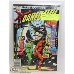 DAREDEVIL # 197 1ST LADY DEATHSTRIKE