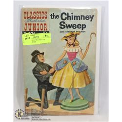 CLASSICS ILLUSTRATED # 536 CHIMNEY SWEEP