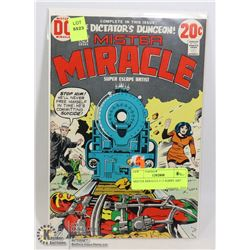 MISTER MIRACLE # 13 KIRBY ART