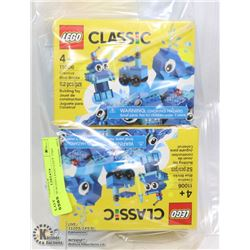 X2 NEW SEALED LEGO CITY 52pc BOX SETS