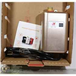 MINI ELECTRIC TANKLESS HOT WATER SYSTEM
