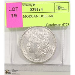 1896 USA MORGAN DOLLAR
