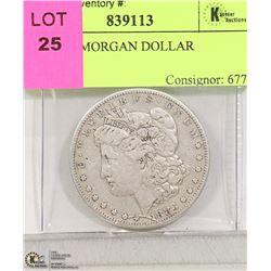 1883 USA MORGAN DOLLAR