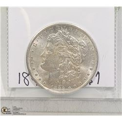 1899 USA MORGAN DOLLAR