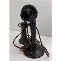 Antique Candlestick Telephone Western Electric