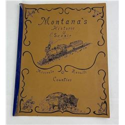 Montana's Historic Missoula Ravalli County Book