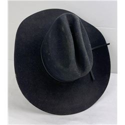 Beaver Hats Ten X Quality Black Cowboy Hat