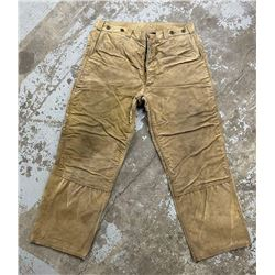Vtg Filson USA Tin Cloth Cotton Pants Size 42