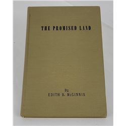 The Promised Land Edith B. McGinnis Signed 1947