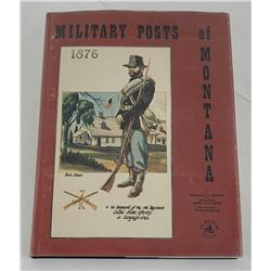 Military Posts of Montana Michael Koury Signed '70