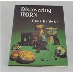 Discovering Horn Paula Hardwick 1981 1st Edition