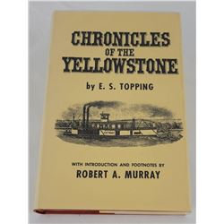 Chronicles of the Yellowstone ES Topping 1968 1st