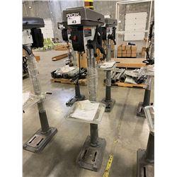 ROK 80207 ELECTRIC HEAVY DUTY INDUSTRIAL FLOOR STANDING DRILL PRESS