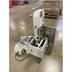 ROK 80010 10' ELECTRIC COMMERCIAL MEAT CUTTING BAND SAW