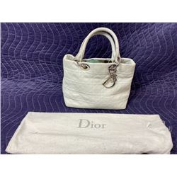 DIOR PURSE WITH DUST BAG (AUTHENTIC)