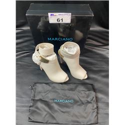 MARCIANO HEELS SIZE 6 IN BOX