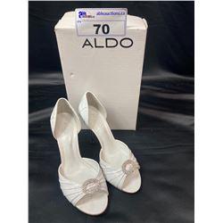 ALDO HEELS SIZE 6.5 IN BOX