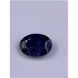 ROUGH POLISHED SAPPHIRE 37.45CT, MADAGASCAR