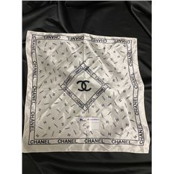 CHANEL SCARF (AUTHENTICITY UNKNOWN)