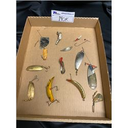 ASSORTED FISHING TACKLE
