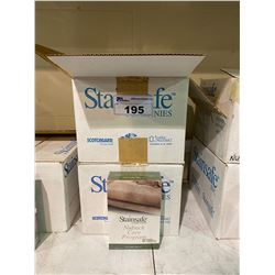 "2 NEW BOXES OF STAINSAFE COMPANIES NUBUCK CARE PROGRAM FOR LEATHER TYPE ""N"" APPROX. 24 BOXES"