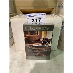 """NEW CASE OF THOMASVILLE NUBUCK CARE PROGRAM FOR LEATHER TYPE """"N"""" APPROX. 12 BOXES"""
