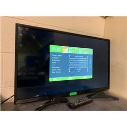 """SEIKI 32""""TV WITH REMOTE, CORD, & STAND MODEL SC-32HS703N"""
