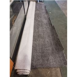 "LARGE COMMERCIAL SIZE CARPET APPROX. 12FT 5""WIDE"