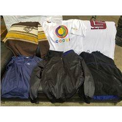 BOX OF ASSORTED CLOTHING