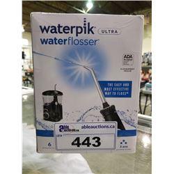 WATERPIK WATERFLOSSER ULTRA