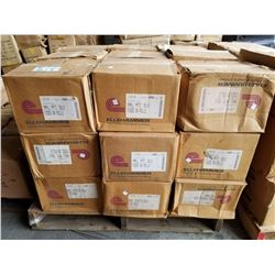 "PALLET OF ""BULK FOODS"" CLEAR PLASTIC BAGS"