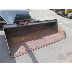 CAT 292-9270 Skidsteer Bucket Attachment 86""