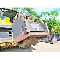 CAT PC205 Cold Planer Skidsteer Attachment (Works - See Video)