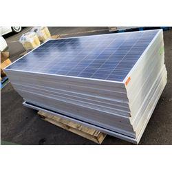 Qty 14 ReneSola Solar Panels Module Type JC300M-24/Ab