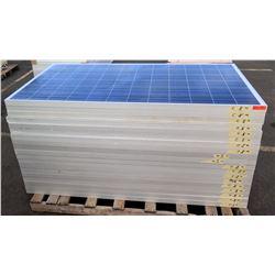Qty 19 ReneSola Solar Panels Module Type JC295M-24/Ab