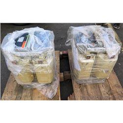Qty 2 Ecriee-Tamura Electric Dry Type Transformers 1 Ph Type SH67KVA480V/120V