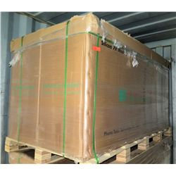 Pallet Qty 30 Phono 300w Solar Silicon PV Module Panels Type PS300P-24T