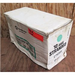 Box Southwire 10AWG 19 Strand Copper THHN Green Wire (2 Spools of 500' Each)