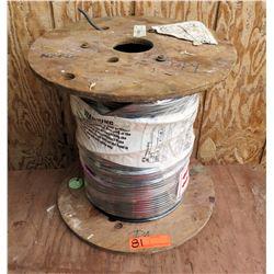 Spool Southwire Black PV Wire 10-19