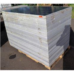 Qty 28 ReneSola Solar Panels Module Type JC255M-24/Bb
