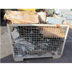 Wire Box & Contents: Breaker Boxes, Mounts, EnPhase Adapters, Hardware, etc