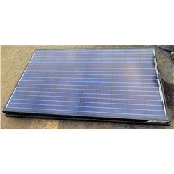 Qty 2 Hanwha SolarOne Energy Solar Panels Module Type HSL60P6-PA-0-235TB