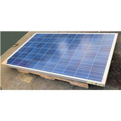 Qty 1 Astronergy Solar Panel Photovoltaic Module CHSM6610P-240