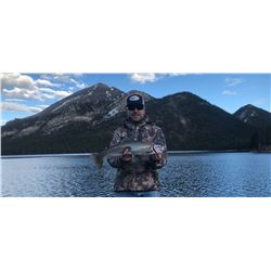 1 Day Helicopter Fishing Trip to Beattie Lake
